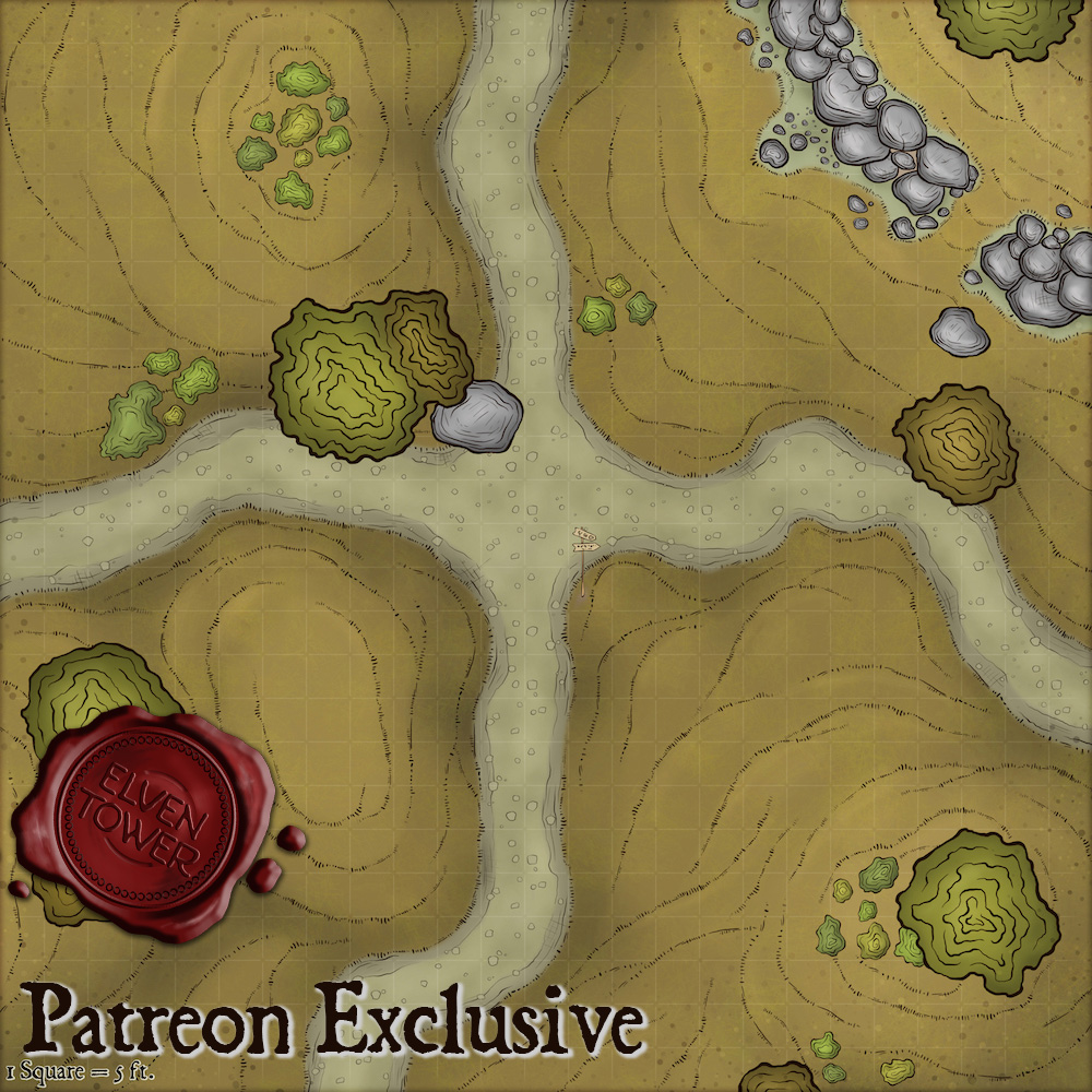 259 Crossroads Encounter (Patreon Exclusive)