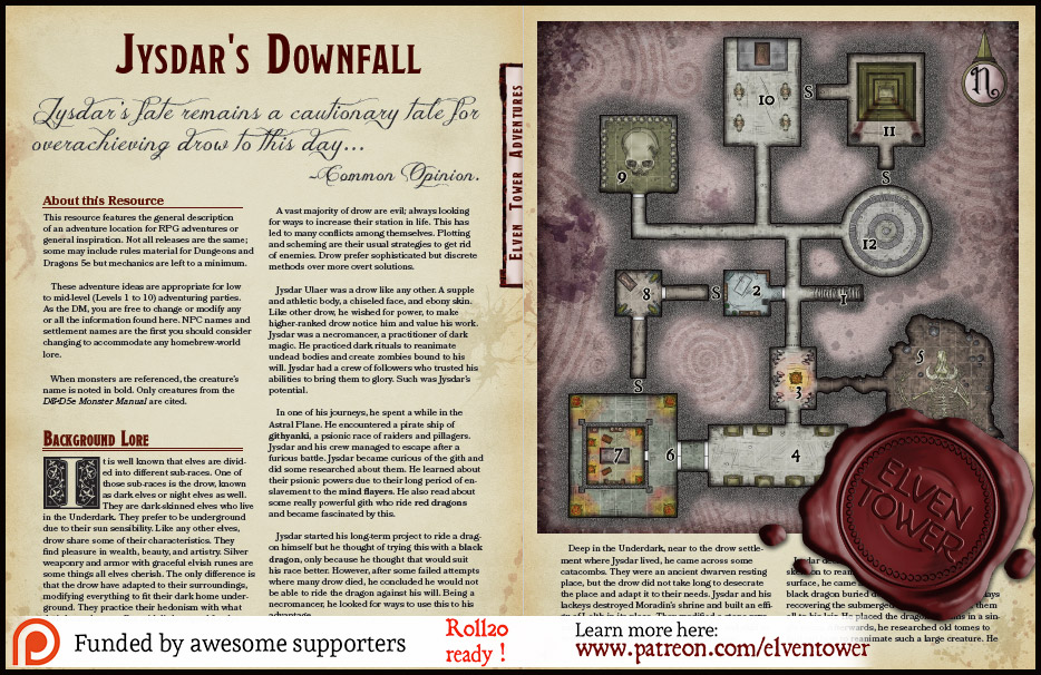 271 Jysdar's Downfall (Patreon Exclusive)