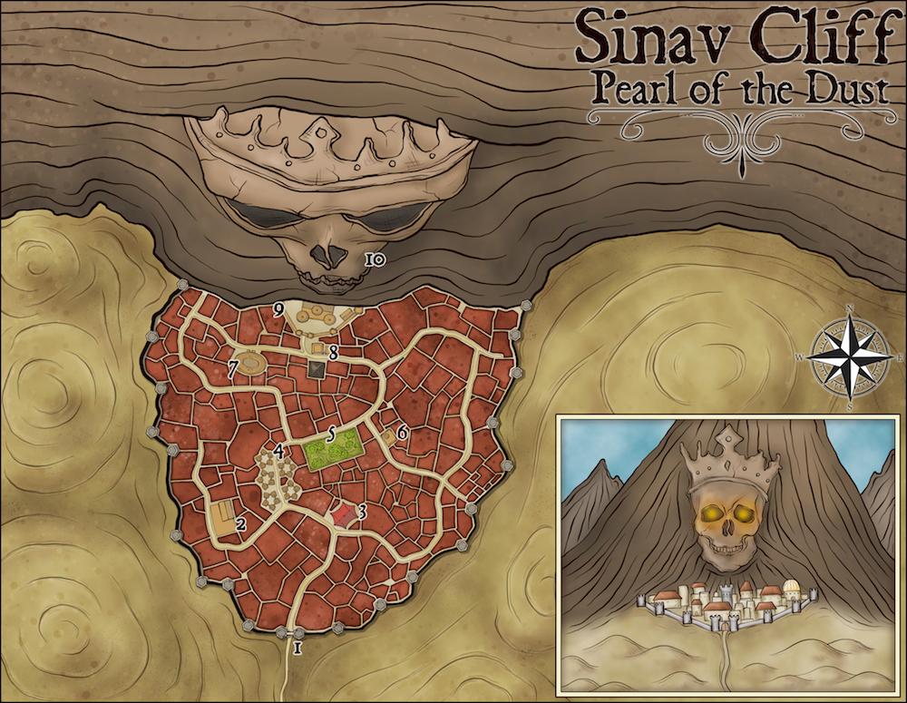 289 Sinav Cliff