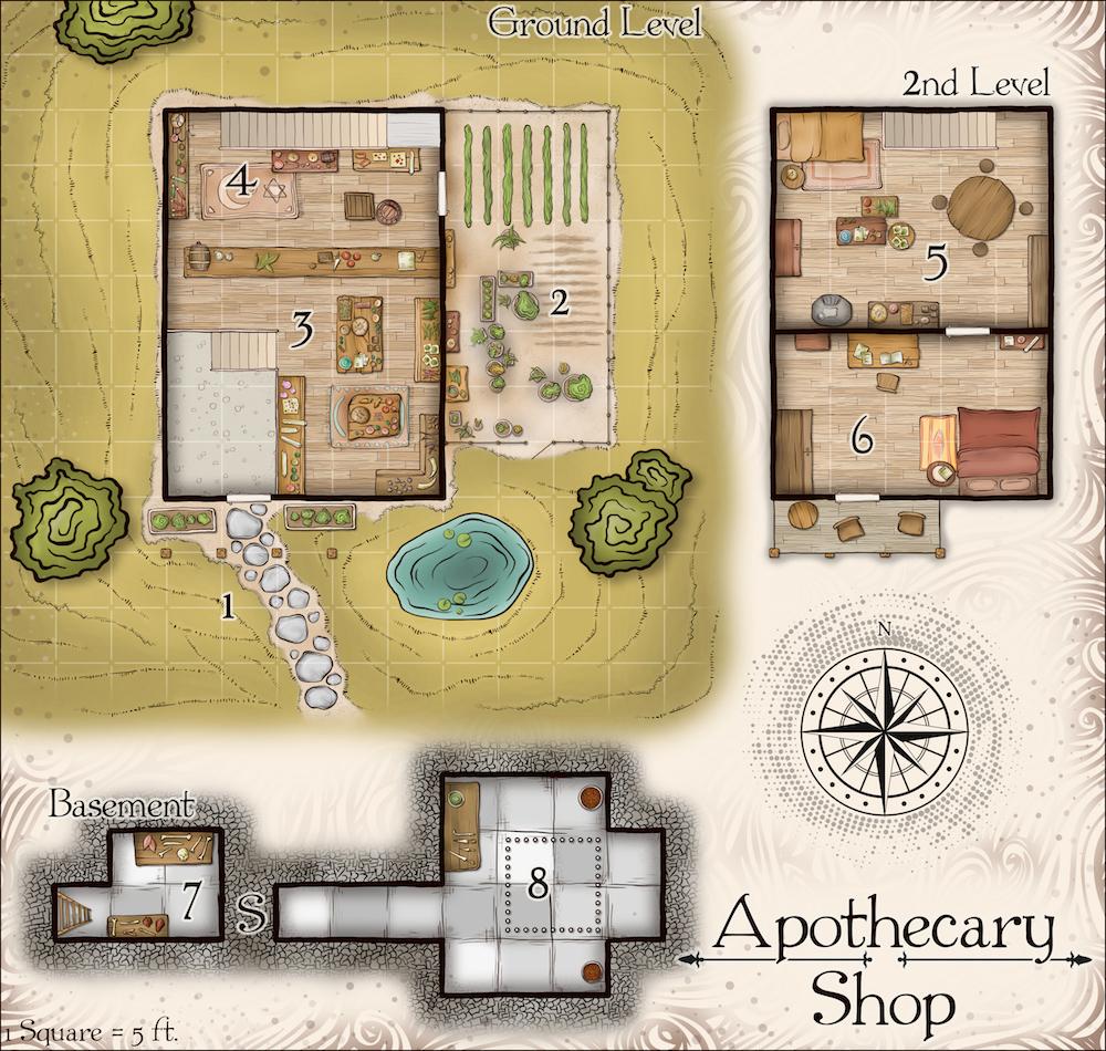 293 Apothecary Shop