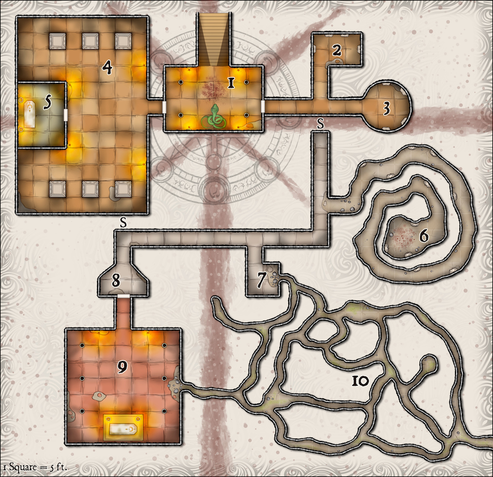 294 Nestwing Catacomb