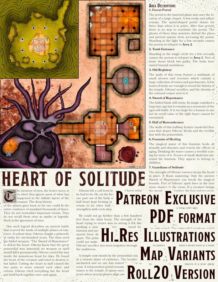 OP17 – Heart of Solitude