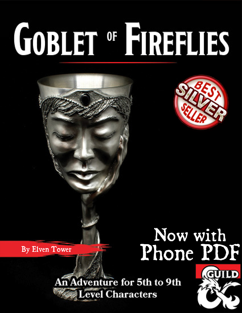 Revamped Goblet of Fireflies