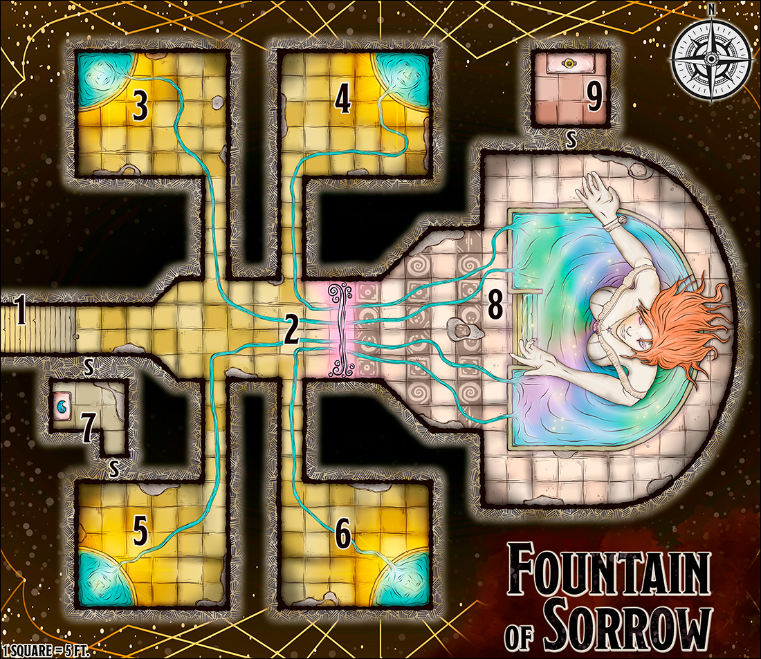312 Fountain of Sorrow