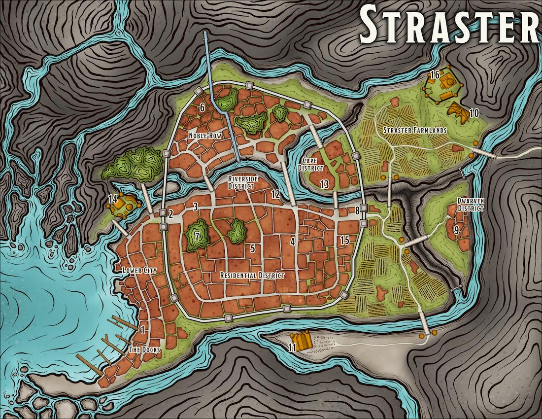 314 Straster City