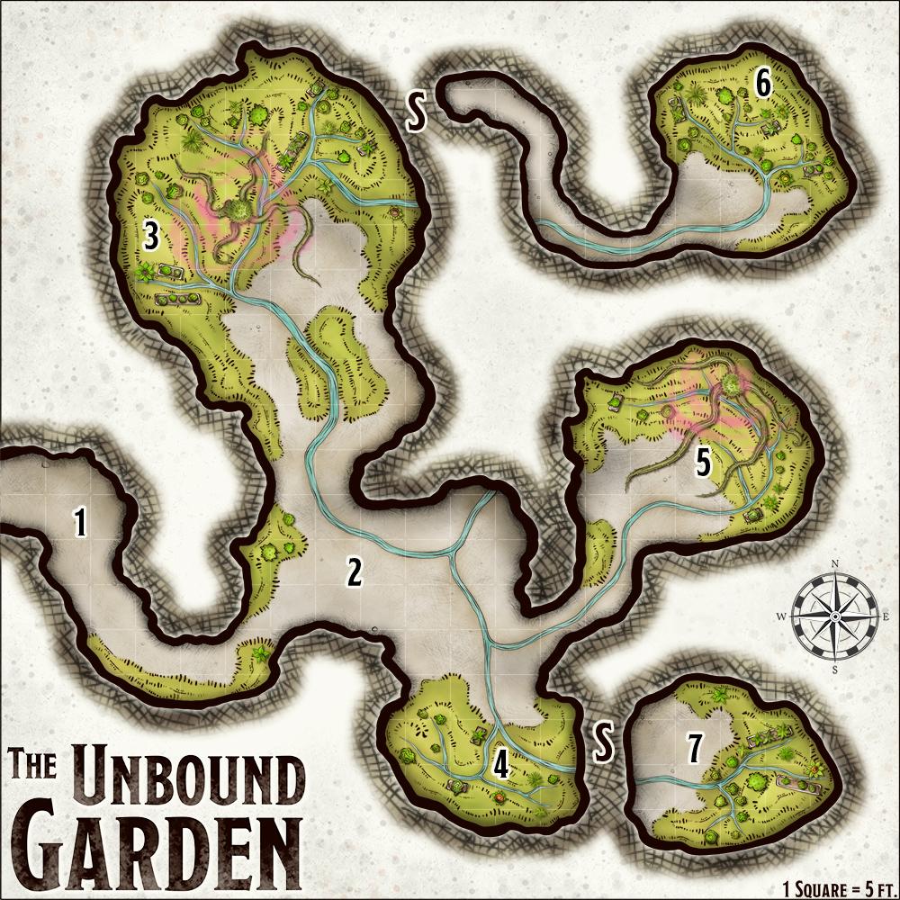 317 The Unbound Garden