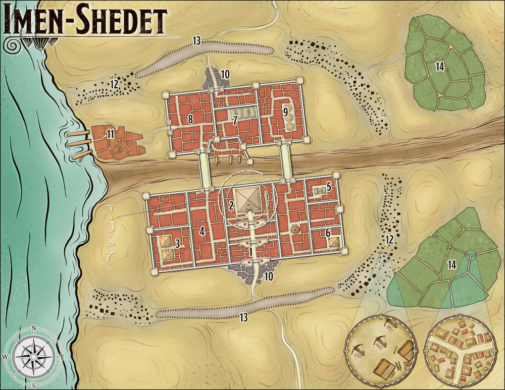 326 The Siege of Imen-Shedet