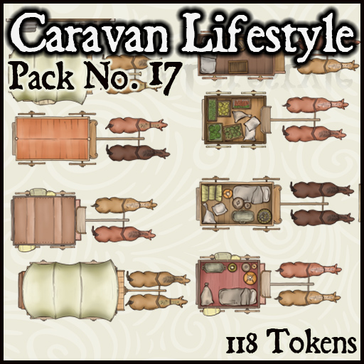 Pack No. 17 – Caravan Lifestyle