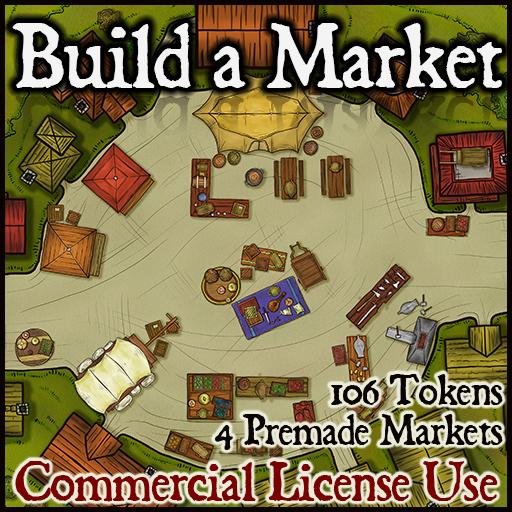Pack No. 18 – Build a Market