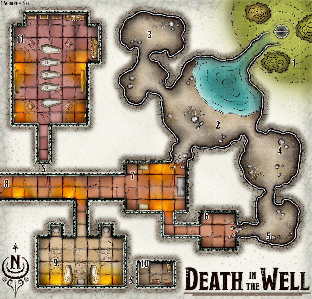 353 Death in the Well