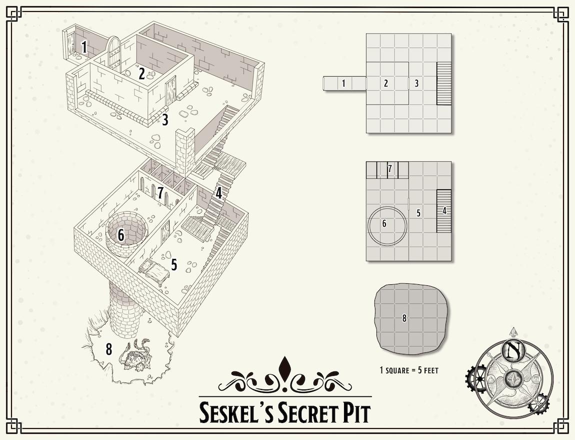 363 – Seskel's Secret Friend