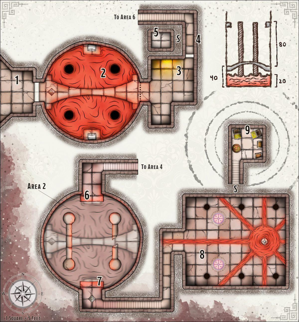 370 The Scarlet Vault