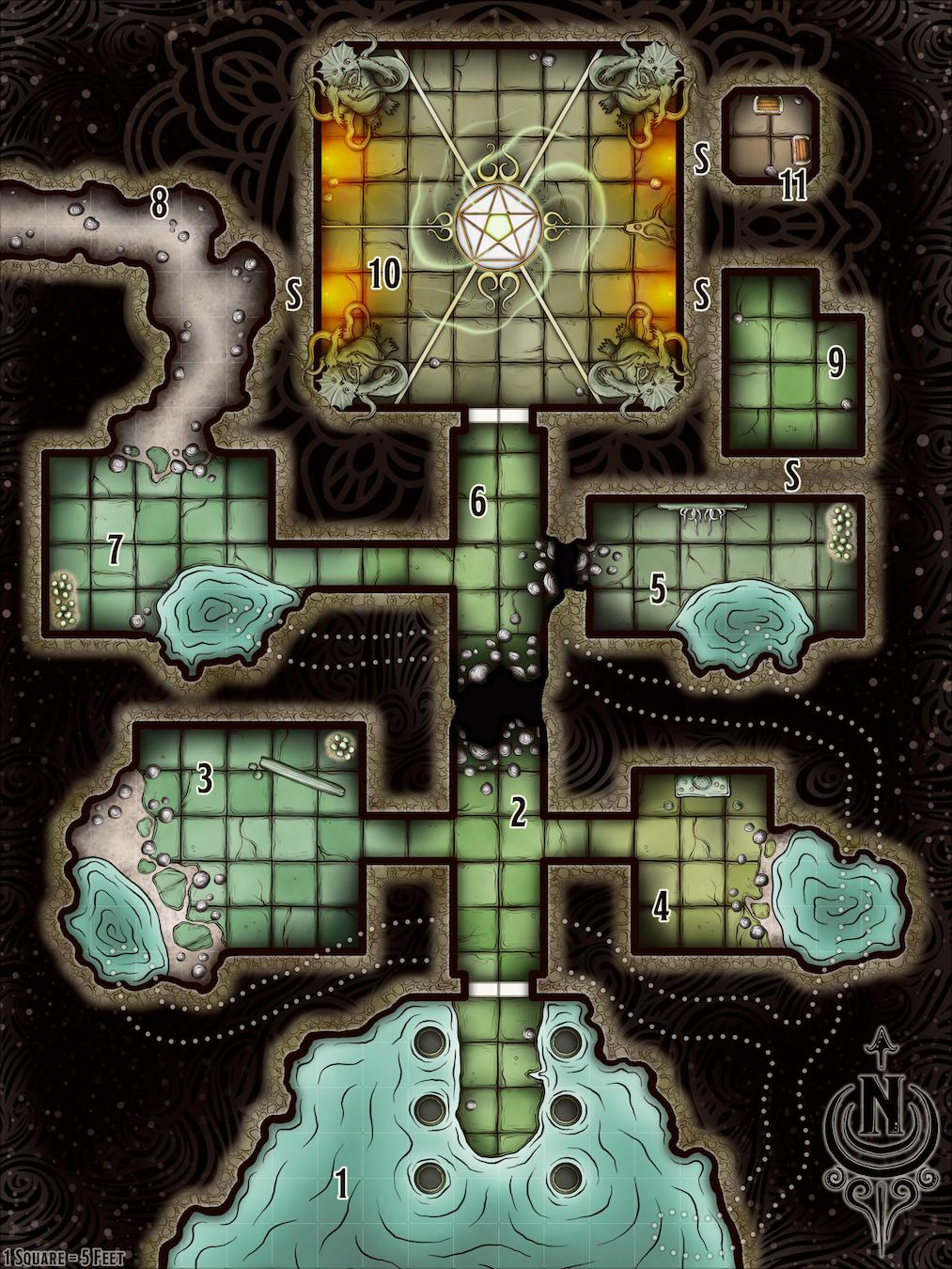 373 Dagon's Sanctum