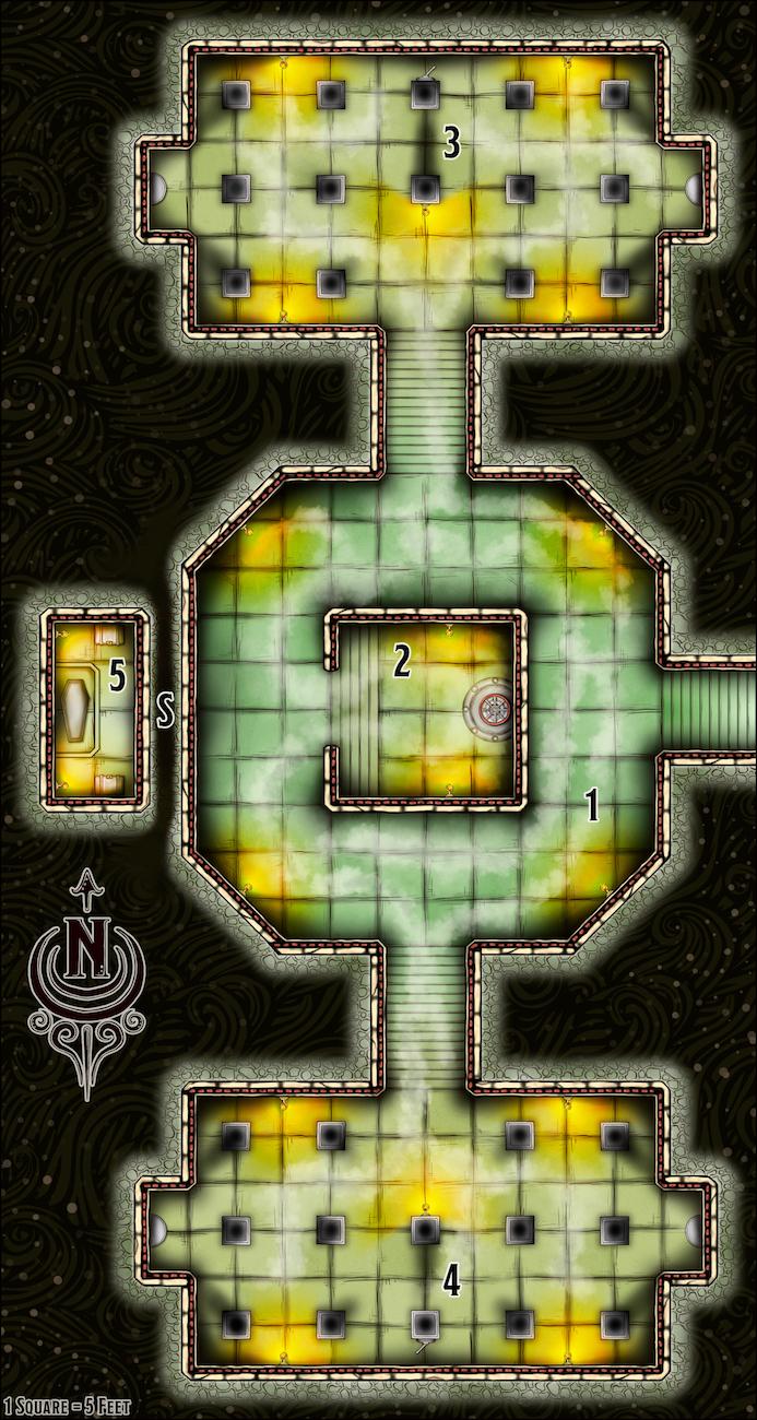 383 Misty Crypts