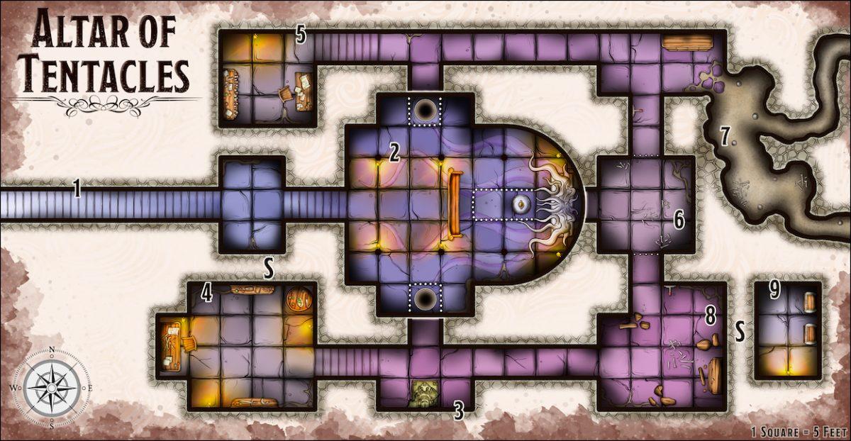 385 Altar of Tentacles