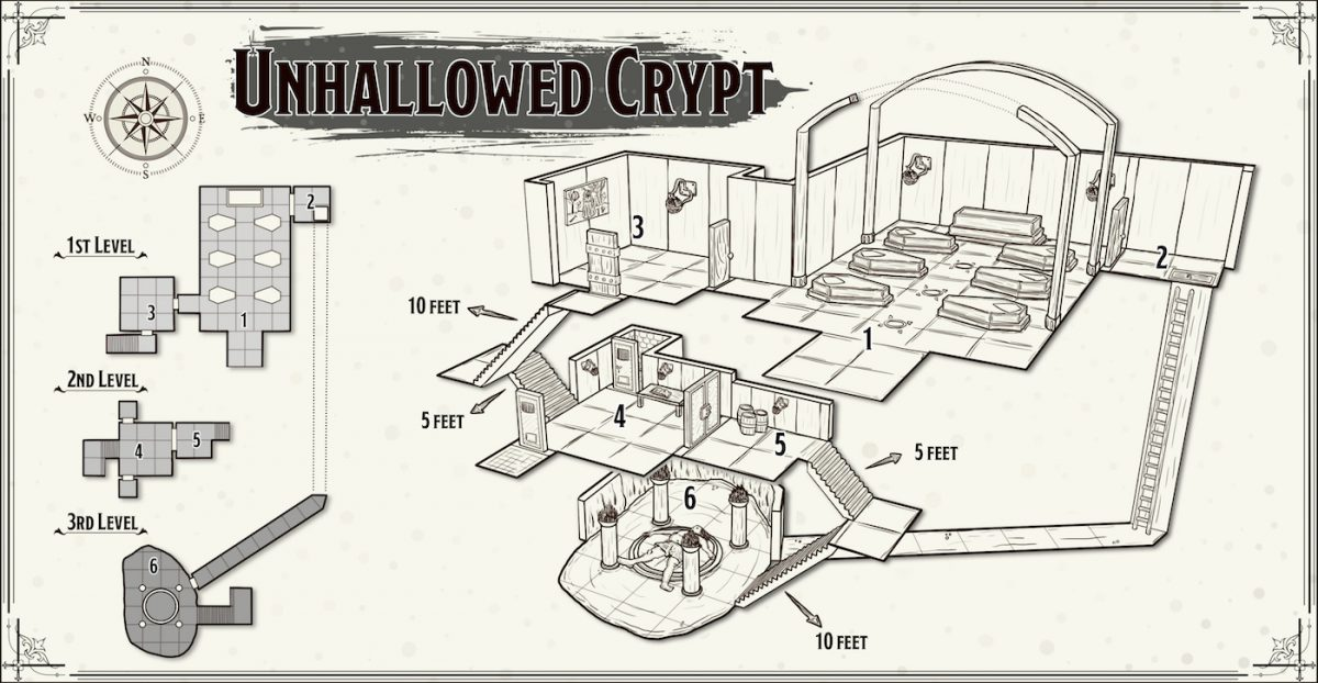 386 Unhallowed Crypt