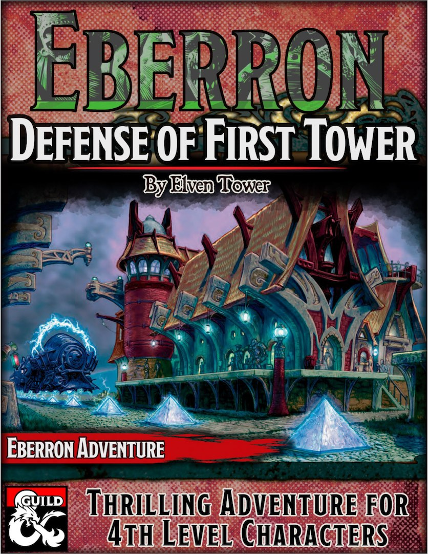 Eberron- Defense of First Tower