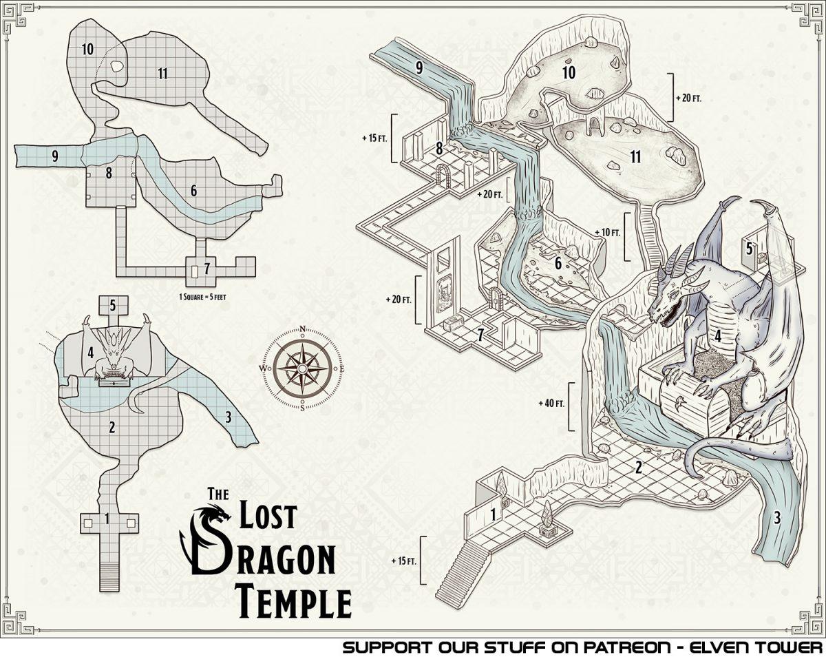 405 The Lost Dragon Temple