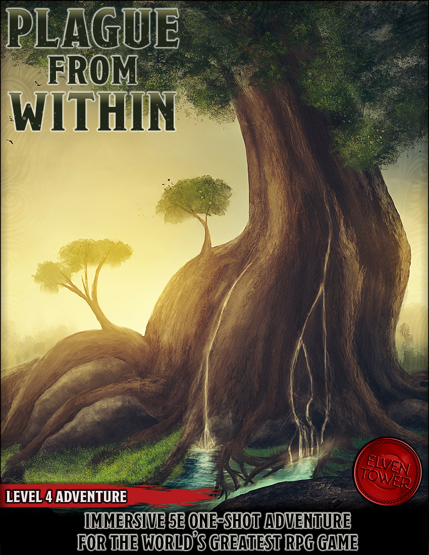 Plague from Within – Level 4 Adventure