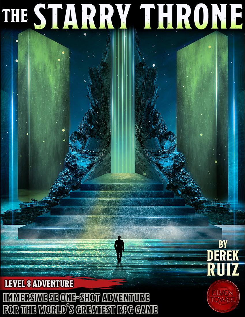 The Starry throne – Level 8 Adventure