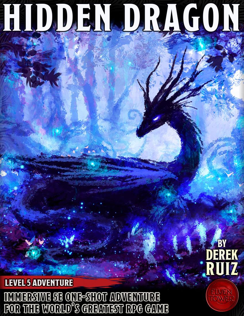 Hidden Dragon – Level 5 Adventure